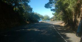 Дорога из Сальвадора в Гватемалу