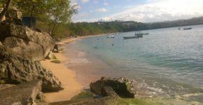 пляж в Сосуа, Доминикана