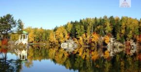 Озеро Ая, Горно-алтайск
