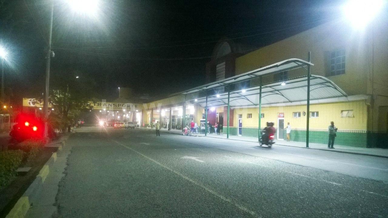Автовокзал в Картахене