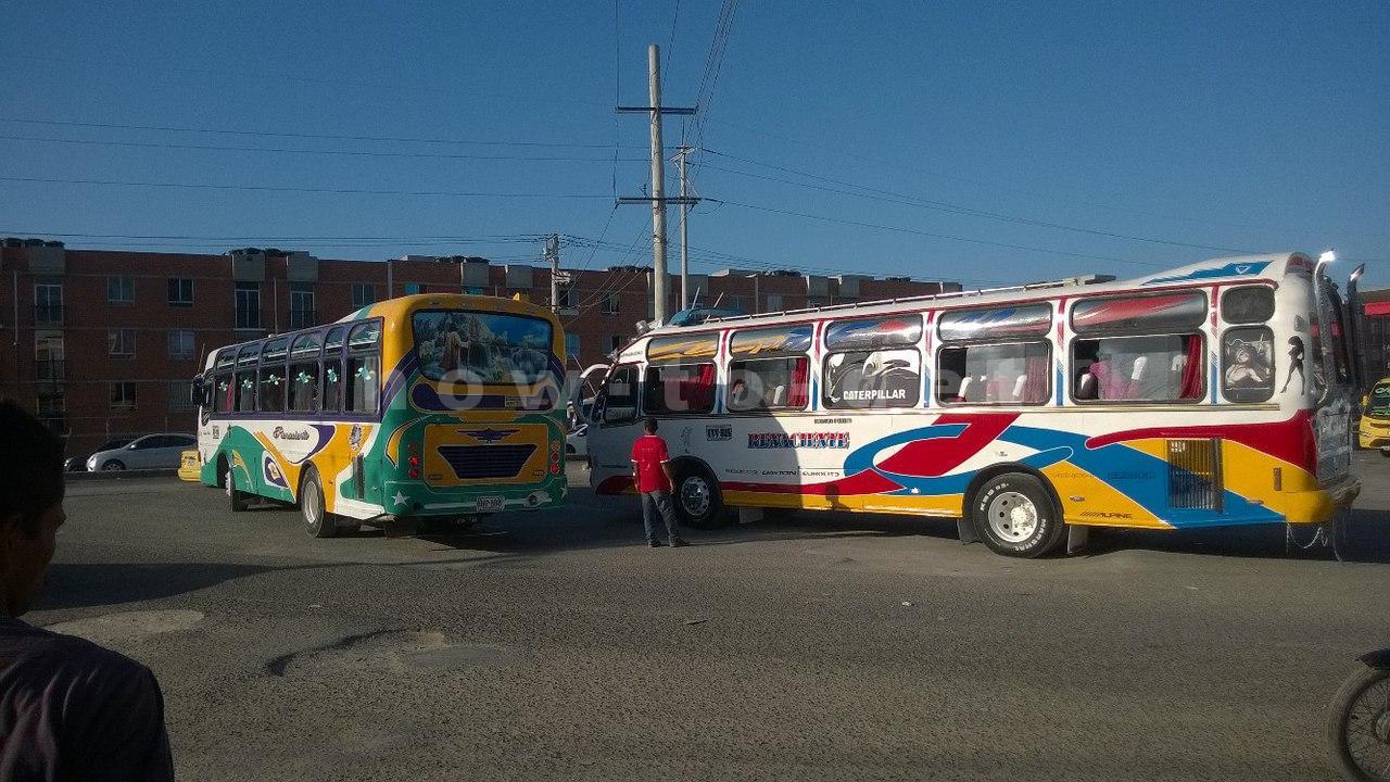 Городские автобусы в Картахене