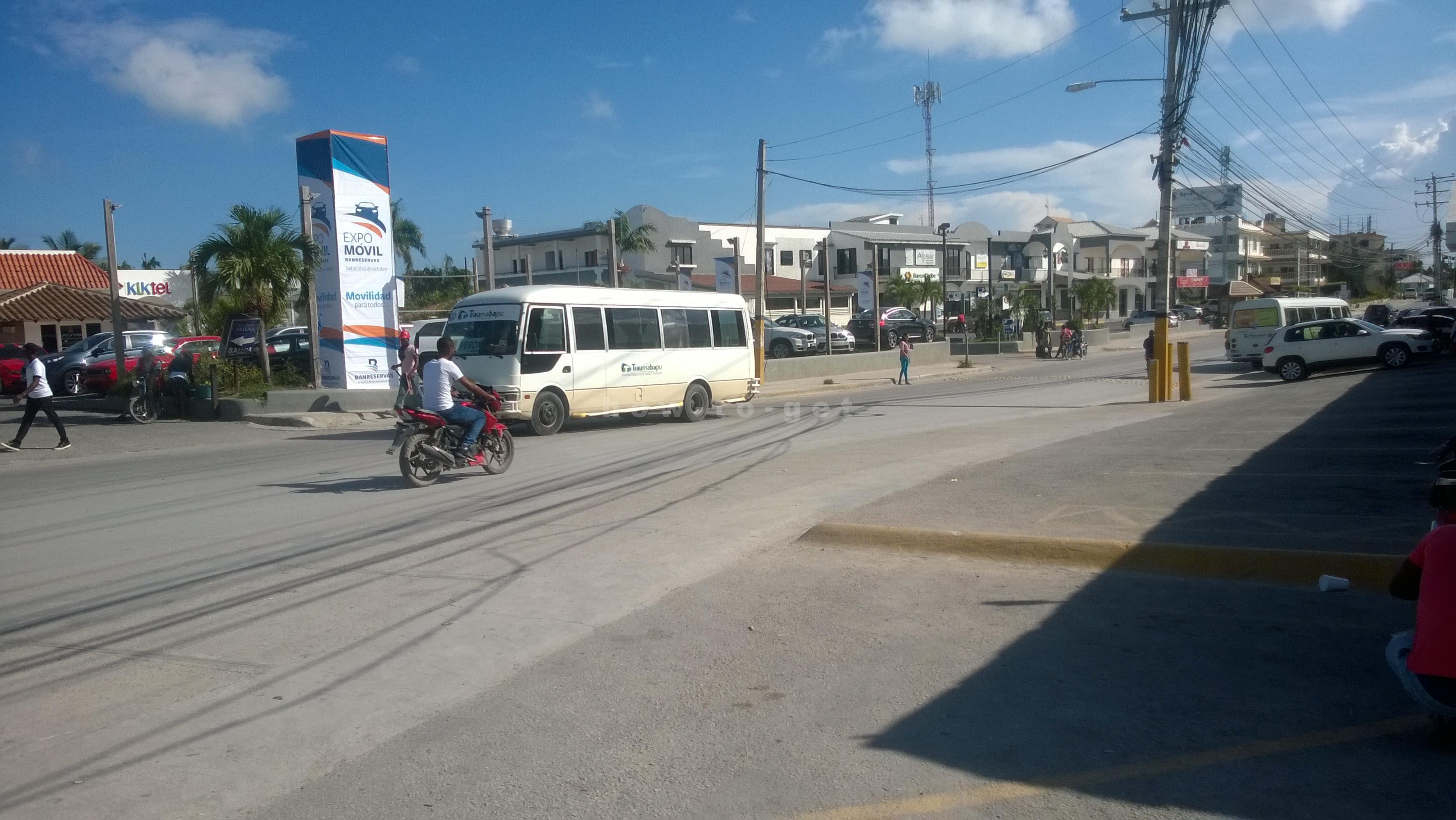 Городские автобусы в Баваро