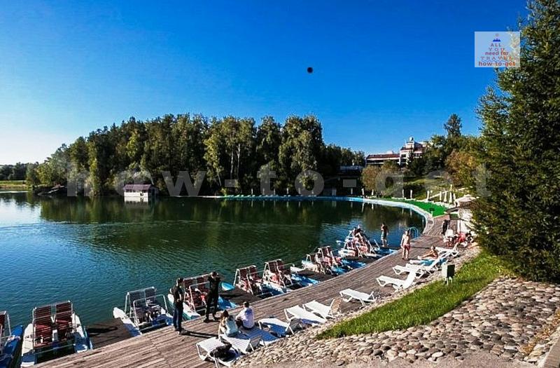 Озеро Ая, Алтай