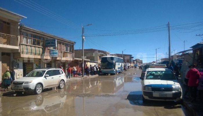 Автовокзал Уюни, Боливия