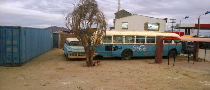 Боливия, Уюни фото