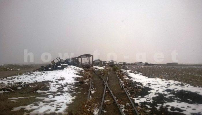 кладбище поездов, Уюни, Боливия
