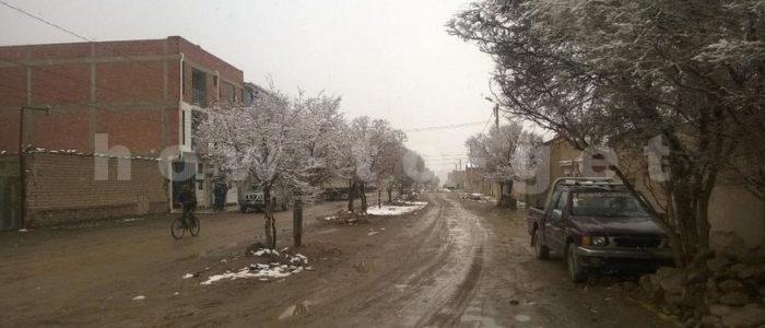 Уюни, город в Боливии