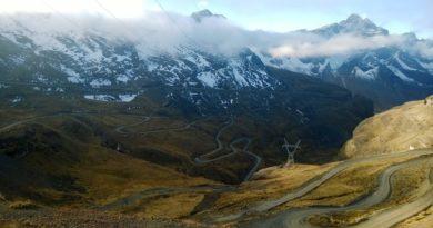 дорога смерти- Боливия