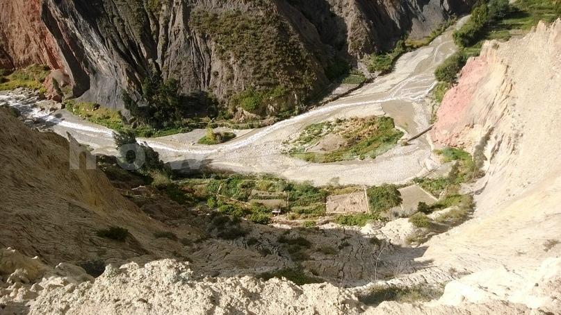 каньон реки Ирпави