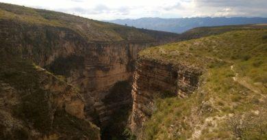 каньон Тороторо в Боливии, фото